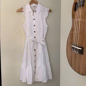 CK midi dress